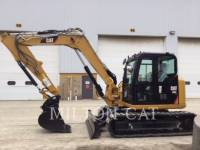 CATERPILLAR EXCAVADORAS DE CADENAS 308E2 CRSB equipment  photo 8