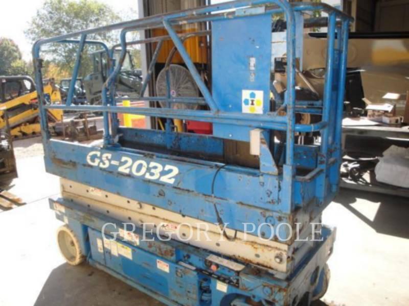 GENIE INDUSTRIES SOLLEVATORI A PANTOGRAFO GS2032 equipment  photo 12