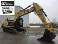 Equipment photo CATERPILLAR 329E LN ESCAVADEIRAS 1