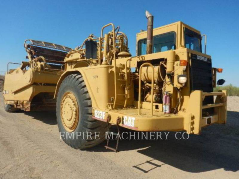 CATERPILLAR WHEEL TRACTOR SCRAPERS 623F equipment  photo 8
