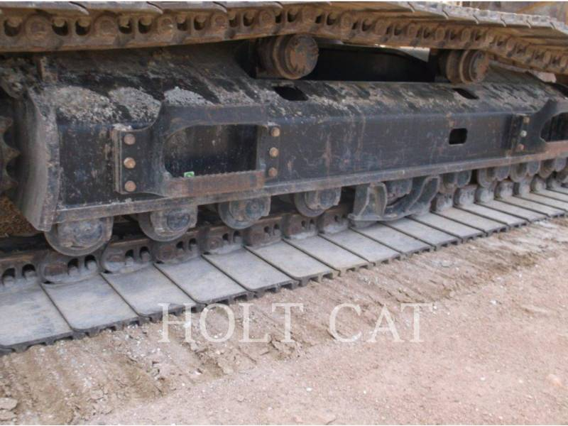 CATERPILLAR KETTEN-HYDRAULIKBAGGER 349EL equipment  photo 11