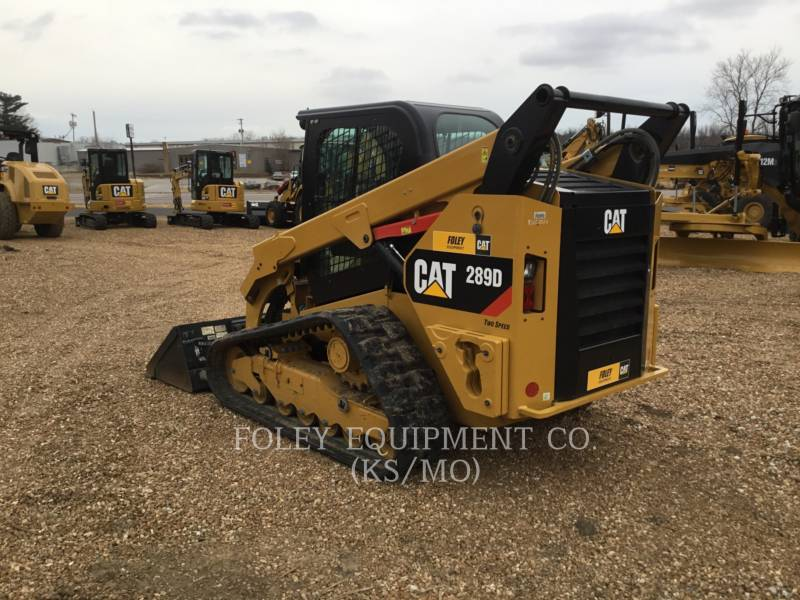 CATERPILLAR CHARGEURS TOUT TERRAIN 289DSTD2CA equipment  photo 4