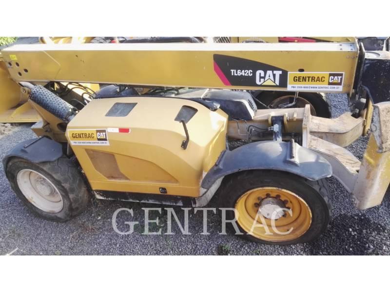CATERPILLAR テレハンドラ TL642C equipment  photo 9