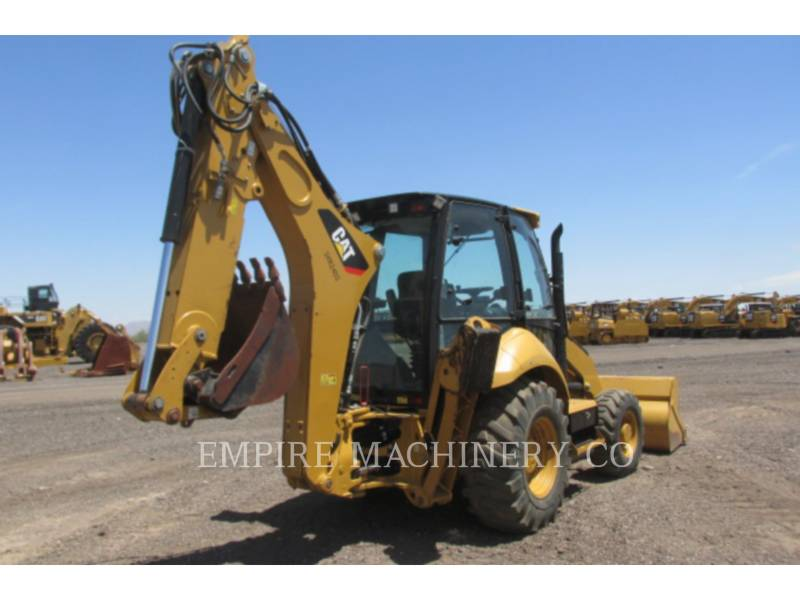 CATERPILLAR CHARGEUSES-PELLETEUSES 420F 4EC P equipment  photo 12