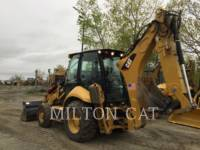 CATERPILLAR BAGGERLADER 420F IT equipment  photo 7