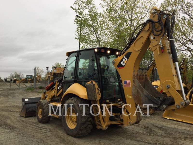 CATERPILLAR CHARGEUSES-PELLETEUSES 420F IT equipment  photo 7