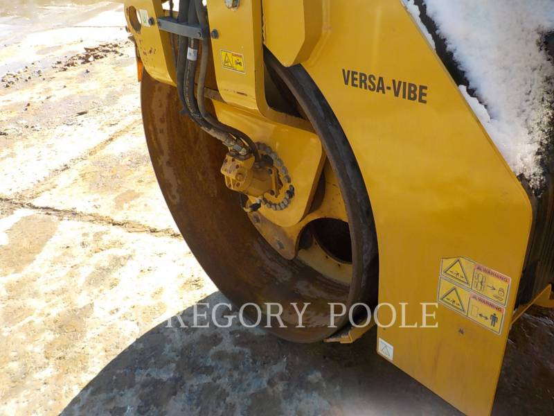 CATERPILLAR TAMBOR DOBLE VIBRATORIO ASFALTO CB54B equipment  photo 21