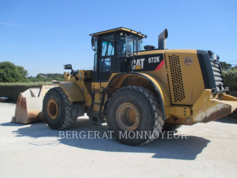 CATERPILLAR MINING WHEEL LOADER 972K equipment  photo 1