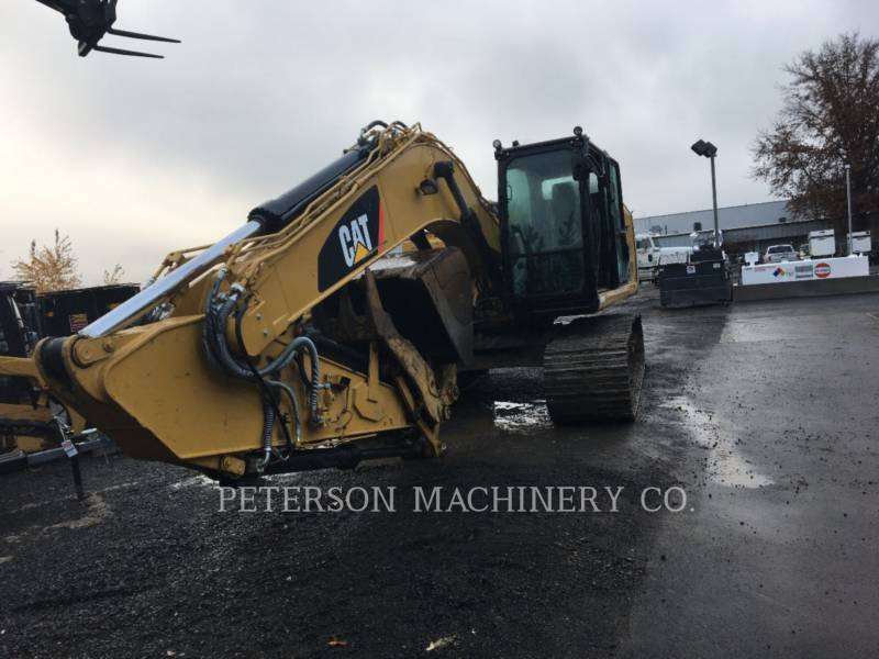 CATERPILLAR TRACK EXCAVATORS 323FL equipment  photo 1
