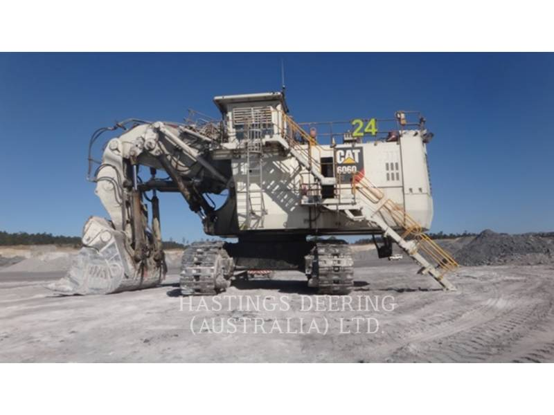 CATERPILLAR LARGE MINING PRODUCT 6060FS equipment  photo 1