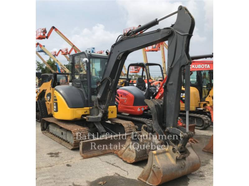 KOMATSU CANADA TRACK EXCAVATORS PC40MR-2 equipment  photo 2