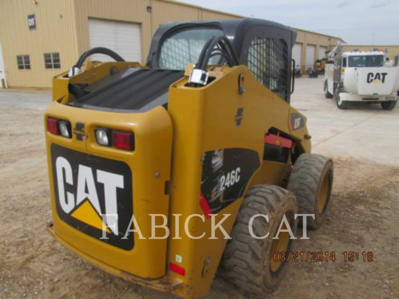 CATERPILLAR MINICARGADORAS 246C equipment  photo 1