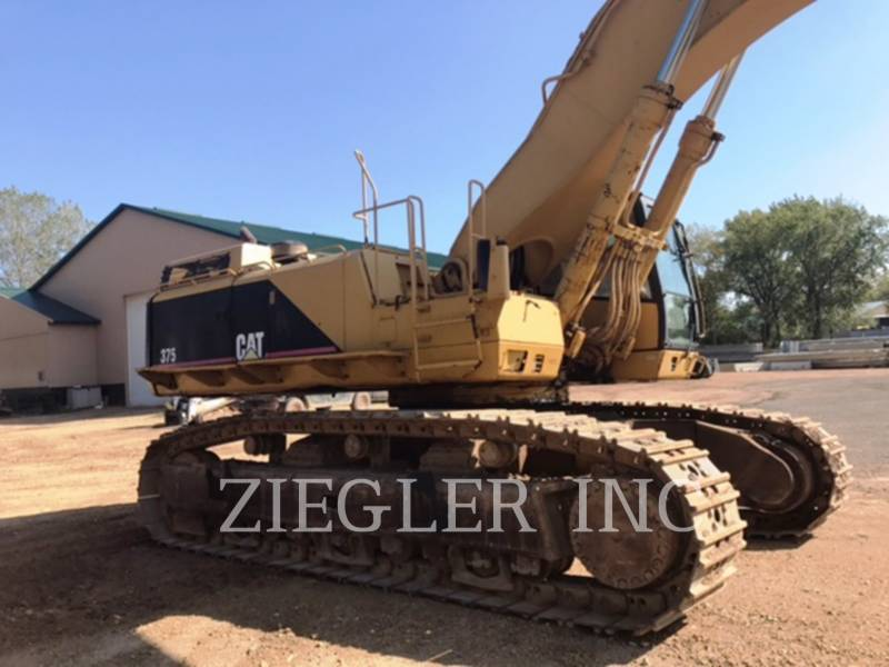 CATERPILLAR TRACK EXCAVATORS 375L equipment  photo 3