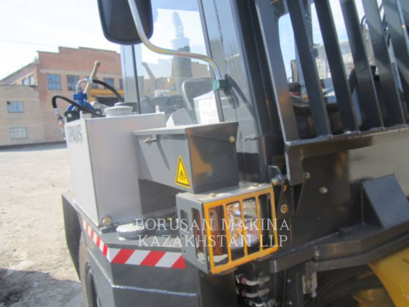 PAUS WHEEL LOADERS/INTEGRATED TOOLCARRIERS PAUS-RL-852 TSL2.4 equipment  photo 21