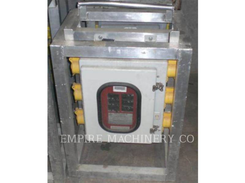 MISCELLANEOUS MFGRS EQUIPO VARIADO / OTRO 200AMP6/4 equipment  photo 1