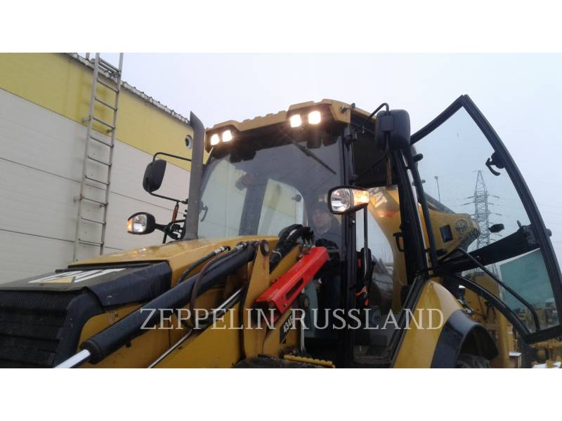 CATERPILLAR KOPARKO-ŁADOWARKI 434F equipment  photo 10