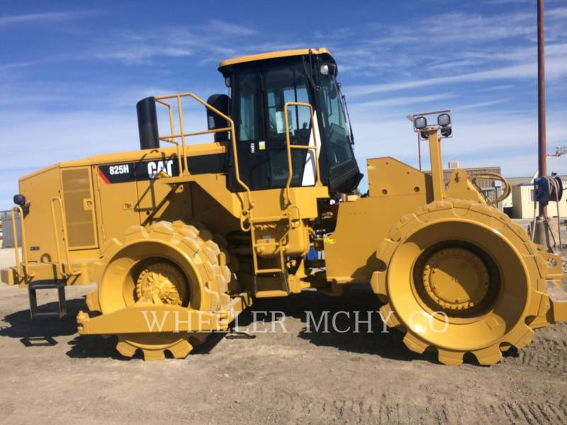 CATERPILLAR RODILLOS COMBINADOS 825H equipment  photo 5
