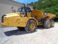 CATERPILLAR DUMPER ARTICOLATI 745C equipment  photo 4