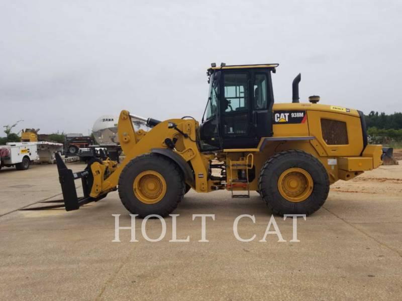 CATERPILLAR 轮式装载机/多功能装载机 938M equipment  photo 1
