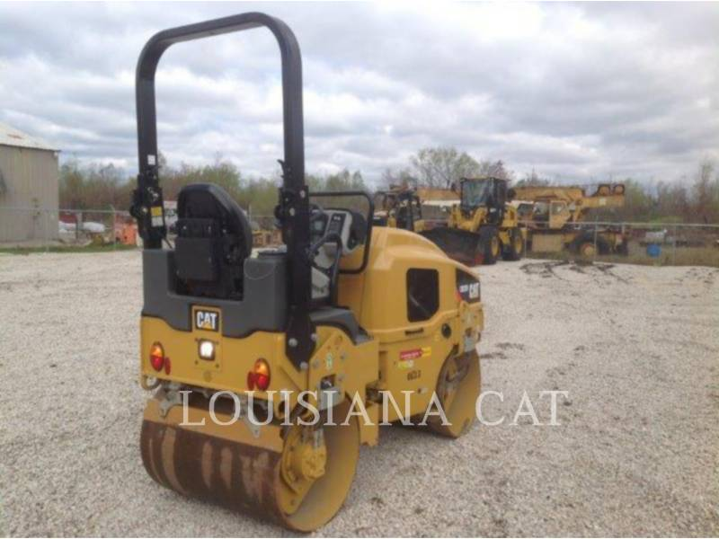 CATERPILLAR VERDICHTER CB22B equipment  photo 5