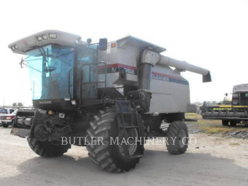 GLEANER COMBINADOS R62 equipment  photo 24