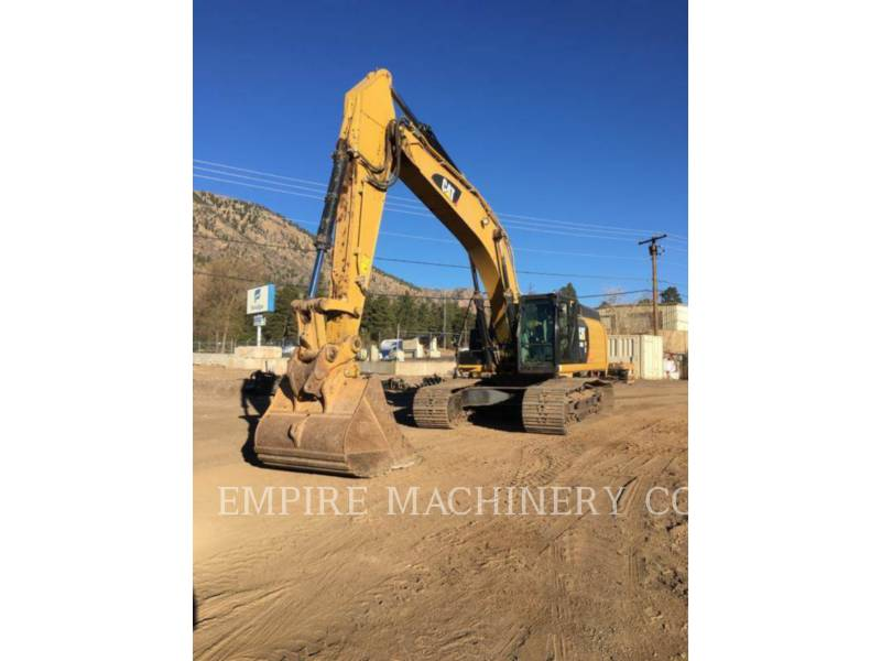 CATERPILLAR TRACK EXCAVATORS 349EL    P equipment  photo 9