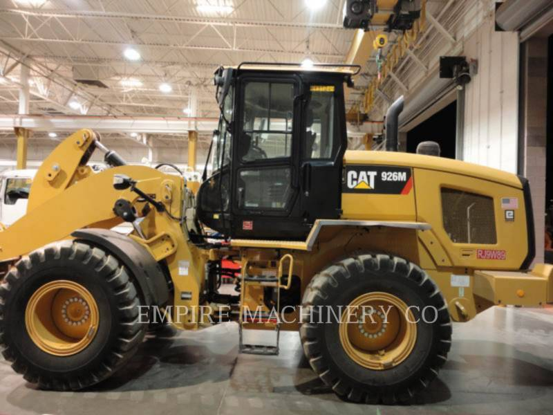 CATERPILLAR WHEEL LOADERS/INTEGRATED TOOLCARRIERS 926M FC equipment  photo 1