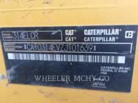 CATERPILLAR PELLES SUR CHAINES 314E L CF equipment  photo 10