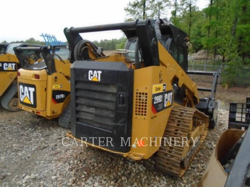 CATERPILLAR SKID STEER LOADERS 299D2 XHPW equipment  photo 4