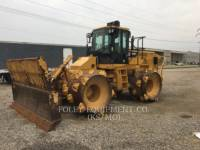 Equipment photo CATERPILLAR 816FII COMPACTOREN 1