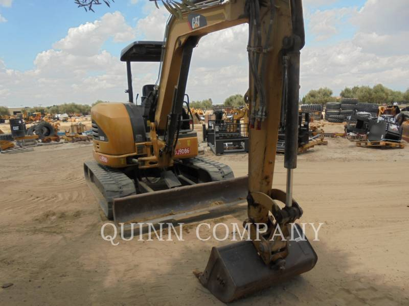CATERPILLAR EXCAVADORAS DE CADENAS 305D CR equipment  photo 2