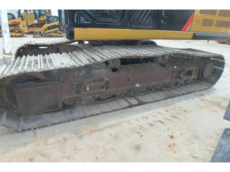 CATERPILLAR KETTEN-HYDRAULIKBAGGER 349EL equipment  photo 15