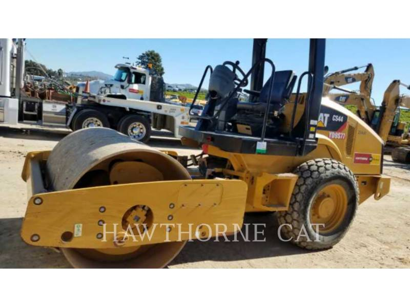 CATERPILLAR COMPACTORS CS44 equipment  photo 1