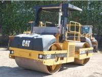 CATERPILLAR TANDEMOWY WALEC WIBRACYJNY DO ASFALTU (STAL-STAL) CB-534C equipment  photo 7