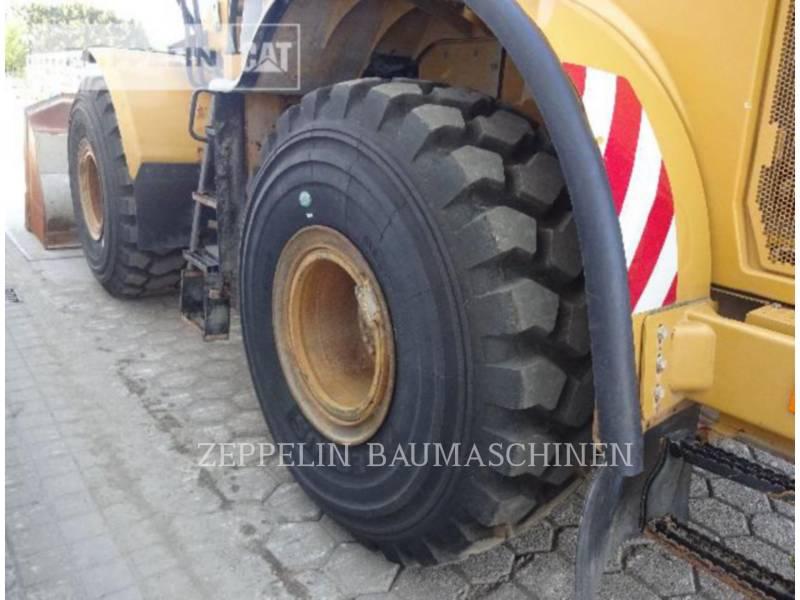 CATERPILLAR WIELLADERS/GEÏNTEGREERDE GEREEDSCHAPSDRAGERS 966H equipment  photo 10