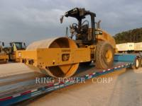 Equipment photo CATERPILLAR CS54B TAMBOR DOBLE VIBRATORIO ASFALTO 1