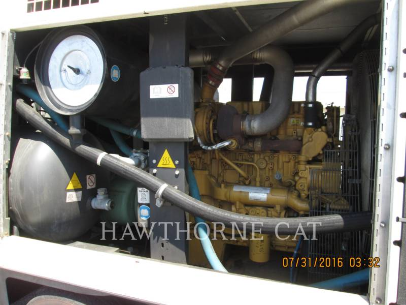 SULLAIR COMPRESOR DE AIRE 1600HAF DTQ-CA3 equipment  photo 4