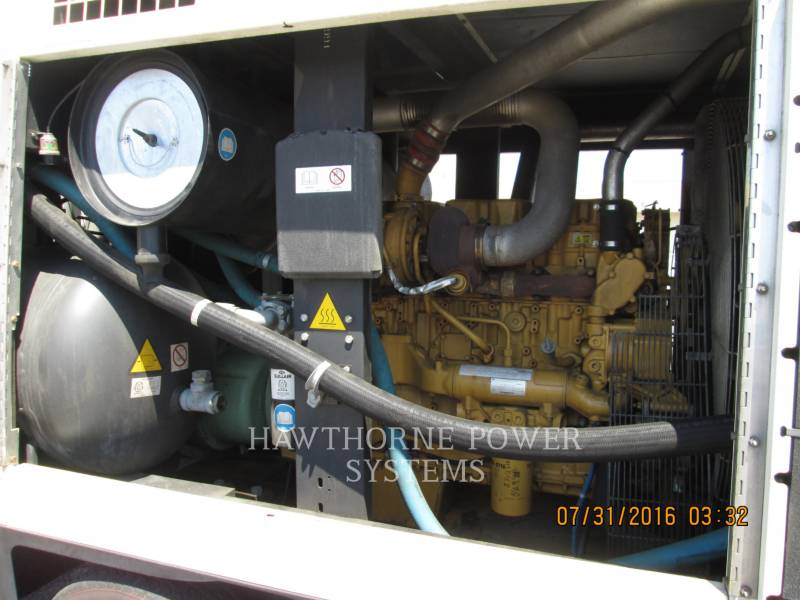 SULLAIR COMPRESSOR DE AR 1600HAF DTQ-CA3 equipment  photo 4