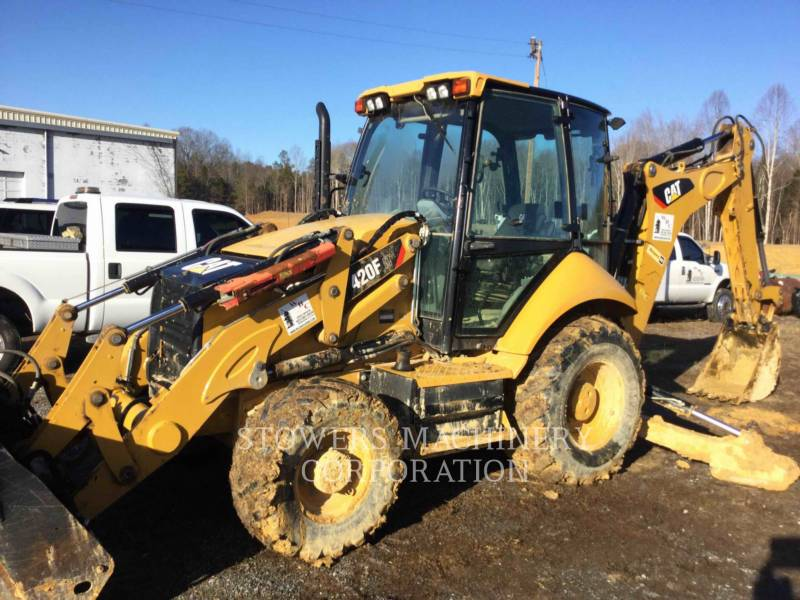 CATERPILLAR BACKHOE LOADERS 420FIT equipment  photo 1