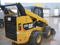 CATERPILLAR KOMPAKTLADER 272D equipment  photo 5