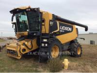 LEXION COMBINE COMBINES LX580R equipment  photo 7