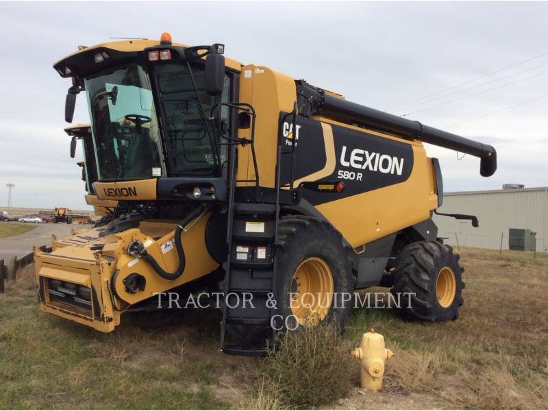 LEXION COMBINE COMBINADOS LX580R equipment  photo 7