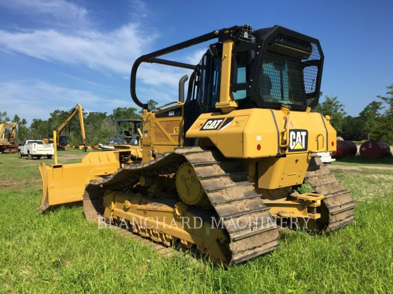 CATERPILLAR TRACK TYPE TRACTORS D 6 N LGP equipment  photo 3