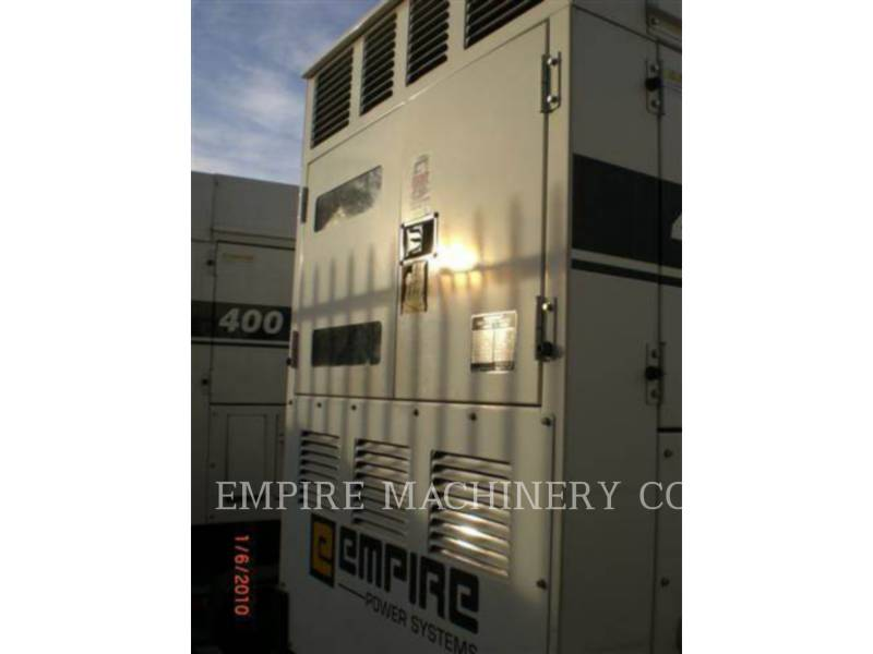 MISC - ENG DIVISION STATIONARY - DIESEL DCA400SS equipment  photo 1