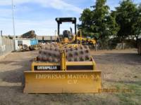 CATERPILLAR VIBRATORY SINGLE DRUM PAD CP-563E equipment  photo 3
