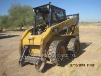 Equipment photo CATERPILLAR 252B3 SKID STEER LOADERS 1
