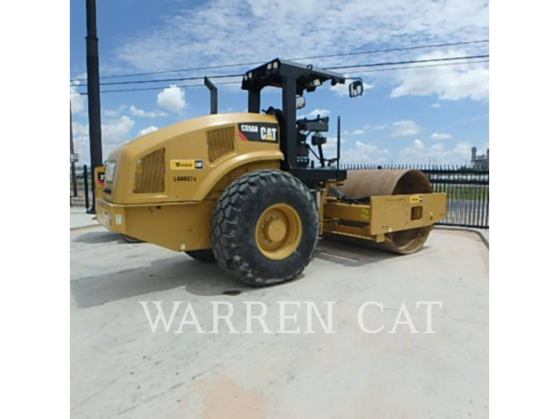 CATERPILLAR PAVIMENTADORA DE ASFALTO CS56B equipment  photo 6