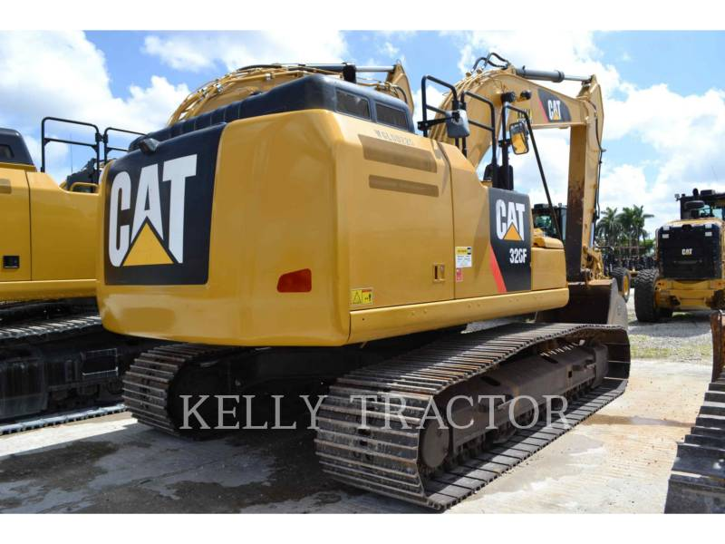 CATERPILLAR KOPARKI GĄSIENICOWE 326FL equipment  photo 2