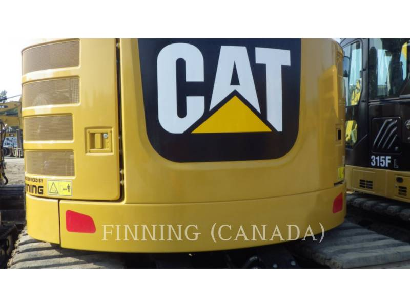 CATERPILLAR ESCAVATORI CINGOLATI 315FLCR equipment  photo 6