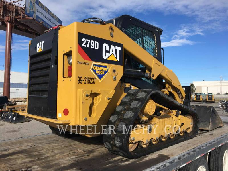 CATERPILLAR 多様地形対応ローダ 279D C3-H2 equipment  photo 1